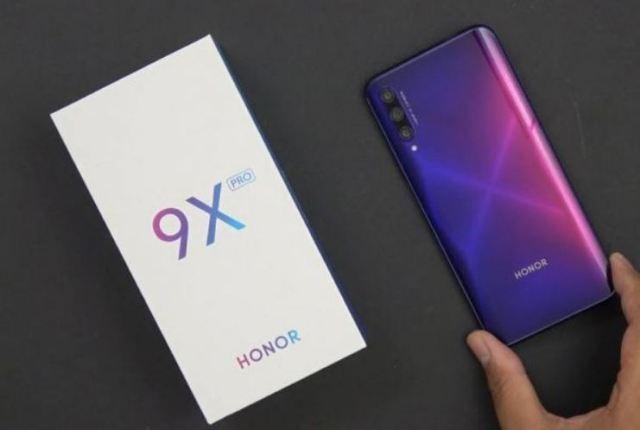 Honor 9X जल्द हो सकता है भारत में लॉन्च, जानें लीक फीचर्स