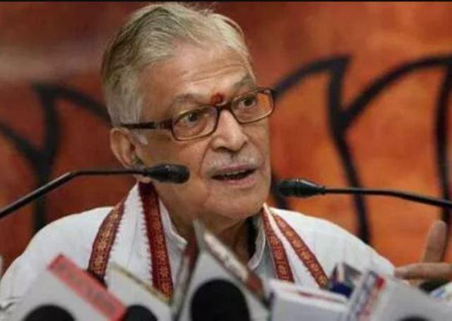 JNU के वीसी जगदीश कुमार पर भड़के मुरली मनोहर जोशी, कहा- इनको इस्तीफा दे देना चाहिए