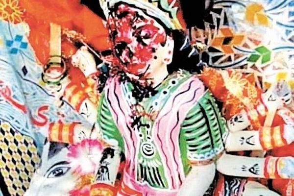 पाकिस्तान में कट्टरपंथियों ने एक और हिंदू मंदिर में की तोड़फोड़