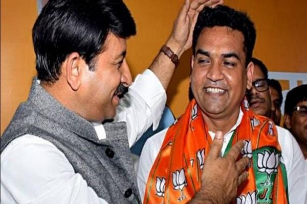 दिल्ली चुनाव:BJP ने 57 उम्मीदवारों की लिस्ट जारी की, आप से आये कपिल मिश्रा को भी टिकट