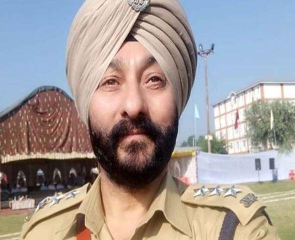 आतंकियों के मददगार DSP देवेंद्र सिंह को जम्मू-कश्मीर पुलिस ने किया बर्खास्त