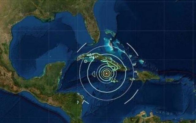 कैरेबियाई देश जमैका में 7.7 तीव्रता का भूकंप, सुनामी का अलर्ट जारी