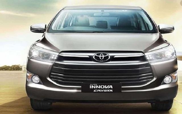 भारत में लॉन्च हुई BS6 Toyota Innova Crysta, जाने कीमत और फीचर्स