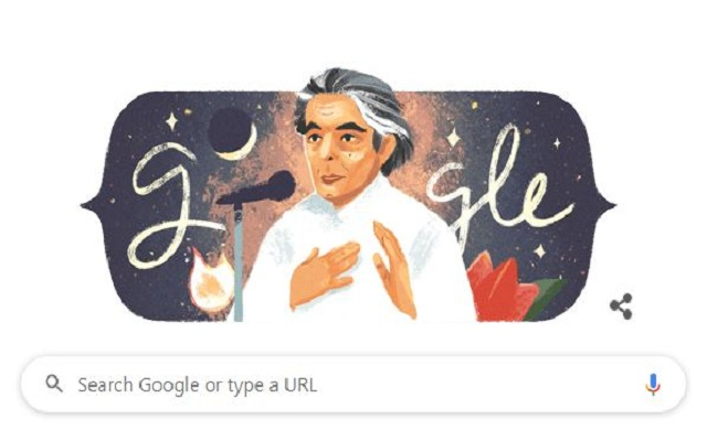 Kaifi Azmi 101st Birthday: महान शायर को श्रद्धांजलि देने के लिए Google ने बनाया खास Doodle