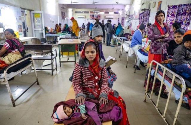 कोटा में 104 बच्चों की मौत के बाद जागी गहलोत सरकार, स्वास्थ्य मंत्री आज करेंगे अस्पताल का दौरा