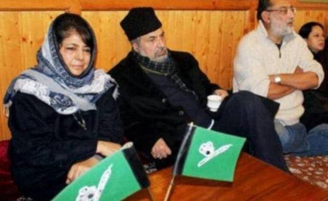 PDP नेता बोले- महबूबा मुफ्ती के भड़काऊ बयान की वजह से जम्मू-कश्मीर बना केंद्र शासित प्रदेश