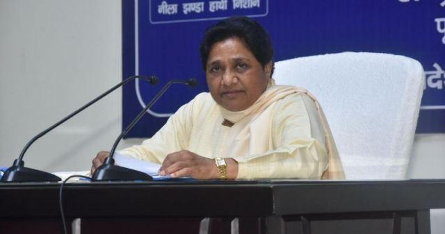 भारत-चीन सीमा विवाद: मायावती ने कहा-देशहित और सीमा की रक्षा का काम सरकार पर छोड़ देना चाहिए