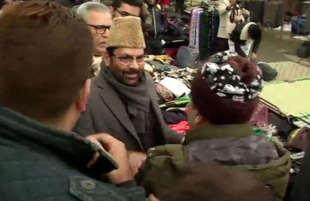 श्रीनगर के लाल चौक पहुंचे मोदी के मंत्री, लोगों से मिलकर बोले- सब सकारात्मक है