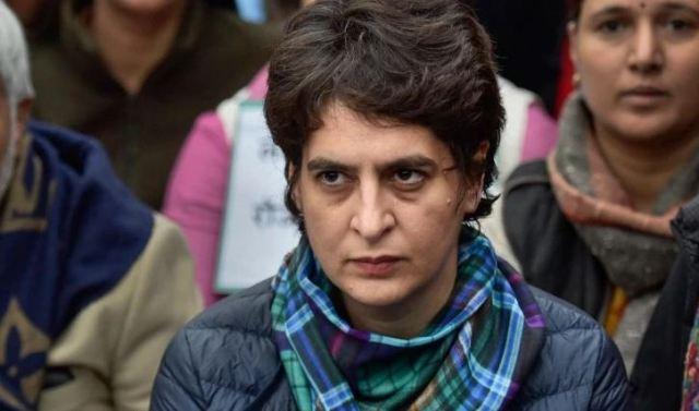 हार्दिक पटेल की गिरफ्तारी पर भड़की प्रियंका गांधी, कहा-आवाज उठाने वालों को परेशान कर रही है भाजपा