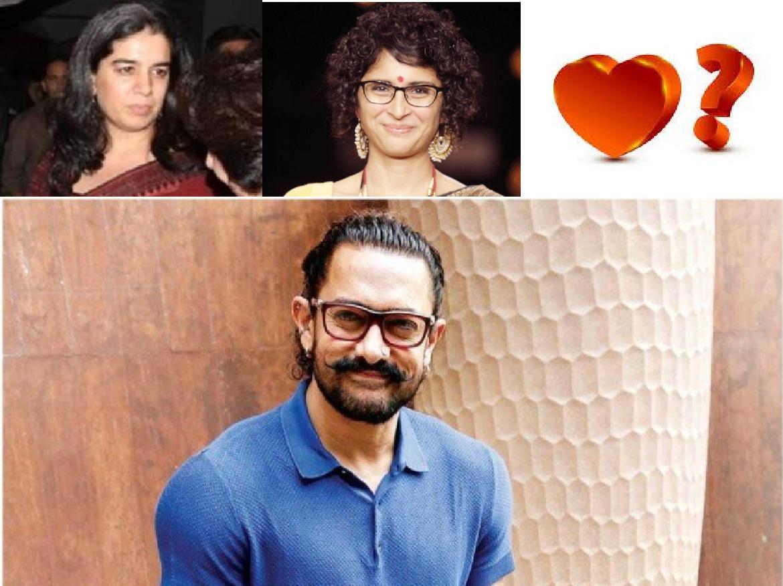 इस एक्ट्रेस की वजह से टूटी Aamir और Kiran की 15 साल की शादी, फैंस ने बताया ये हैं तीसरी पत्नी