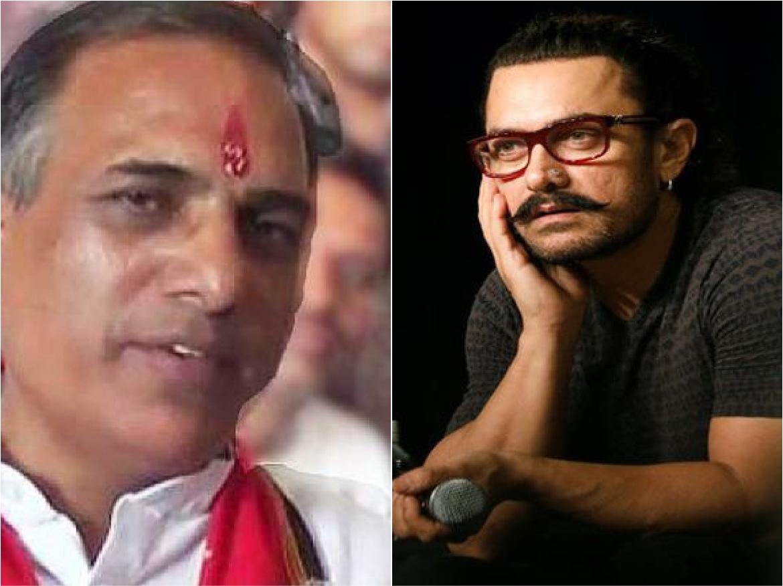 Aamir Khan पर BJP सांसद सुधीर गुप्ता का विवादित बयान, कहा- दादा बनने की उम्र में तीसरी पत्नी की तलाश में…