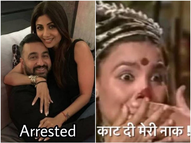 सॉफ्ट पोर्नोग्राफ़ी में Raj Kundra की गिरफ्तारी के बाद फैंस शिल्पा से कर रहे सवाल, कहा- क्या तुम्हे पता था?…