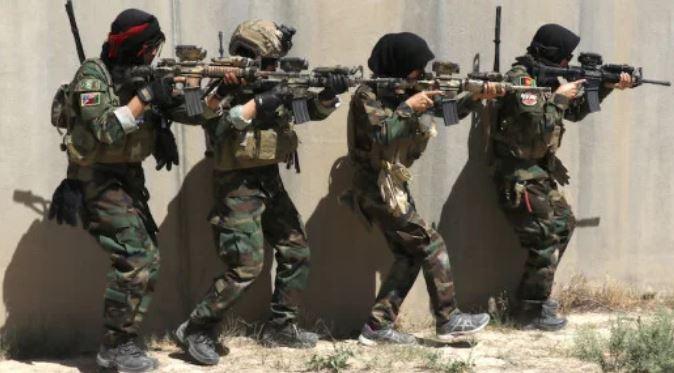 अफगानिस्तान की महिला स्पेशल कमांडो तालिबान को सिखायेंगी सबक, देंगी मुंहतोड़ जवाब