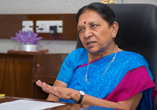 भारत हमेशा स्वास्थ्य और स्वच्छता मुद्दों के प्रति रहा है संवेदनशील : आनंदीबेन