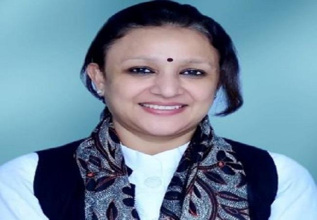 Aradhana Mishra 'Mona ji'jeevan parichay : MLA आराधना मिश्र 'मोना जी' पर कांग्रेस ने जताया विश्वास, सदन की सौंपी अहम जिम्मेदारी