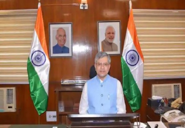 Modi cabinet expansion: अटल बिहारी वाजपेयी के निजी सचिव रह चुके हैं अश्विनी वैष्णव, अब मोदी सरकार में बढ़ाएंगे रेल की रफ्तार