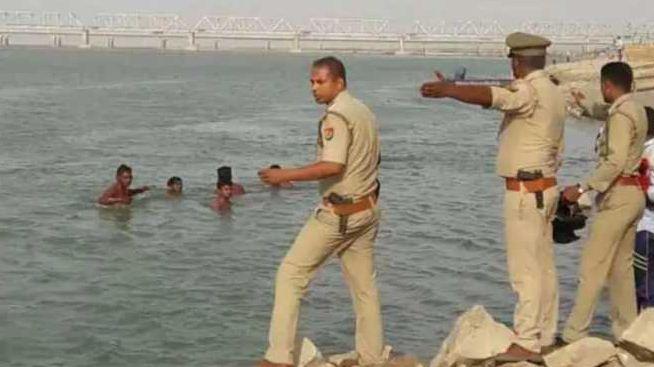 बड़ा हादसा: अयोध्या सरयू नदी में स्नान करते वक्त एक ही परिवार के 12 लोग डूबे,6 का रेस्क्यू