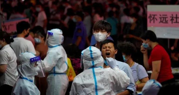 China coronavirus : चीन में कोरोना का खतरा फिर बढ़ा, इस शहर में मिले नए केस, बड़े पैमाने टेस्टिंग शुरू