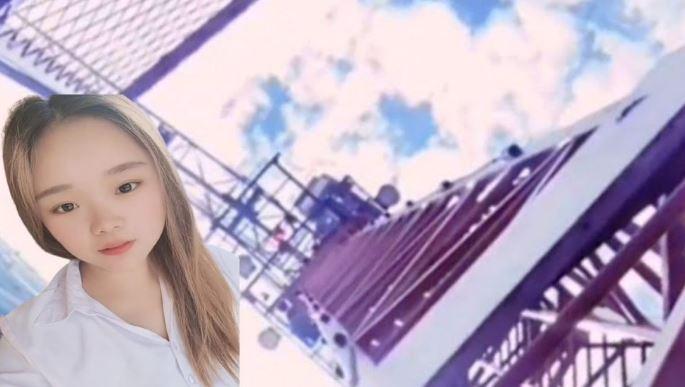 China Social media News: TikTok स्टार 160 फीट की ऊंचाई पर शूट कर रही थी वीडियो, पैर फिसलने से मौके पर मौत