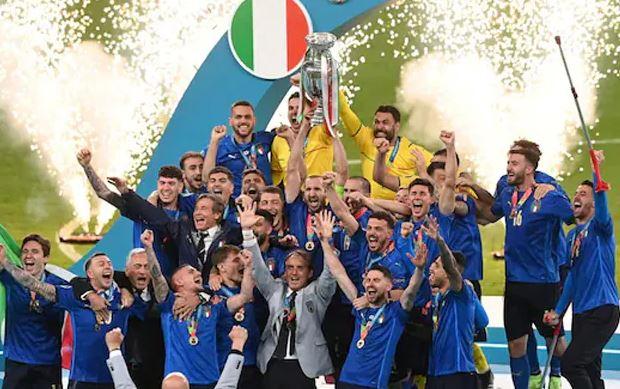 Euro 2020 Final: यूरो कप पर इटली का कब्जा हुआ, इंग्लैंड का सपना टूटा