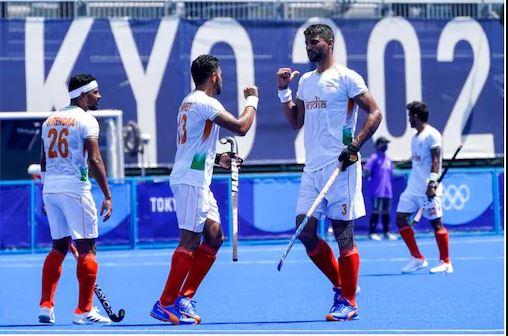Tokyo Olympics : रियो ओलंपिक की गोल्ड मेडलिस्ट अर्जेंटीना को हराकर, भारतीय पुरुष हॉकी टीम क्वार्टर फाइनल में