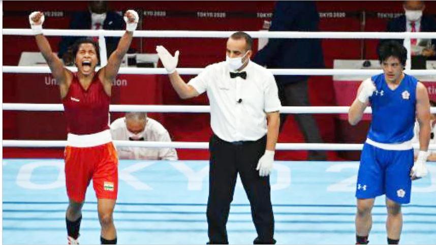 Tokyo Olympics 2020 : लवलीना बोरगोहेन ने रचा इतिहास , बॉक्सिंग में भारत का मेडल पक्का