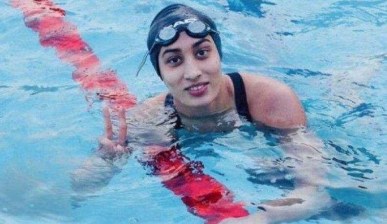 Tokyo Olympic : माना पटेल को मिला टोक्यो ओलंपिक का टिकट, क्वालिफाई करने वाली पहली भारतीय महिला तैराक