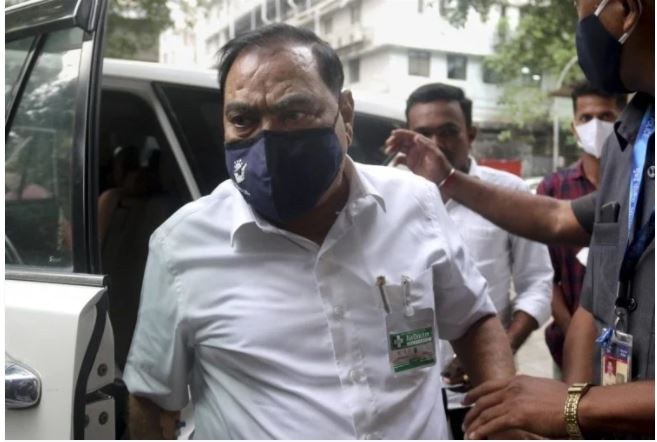 मनी लॉन्ड्रिंग : एनसीपी नेता एकनाथ खडसे के दामाद गिरफ्तार, ईडी ने इस मामले में की कार्रवाई