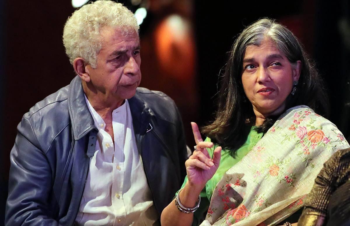 Health Update: रत्ना ने बताया Naseeruddin की तबीयत का हाल, कहा- उनके फेफड़े पर एक छोटा सा पैच है