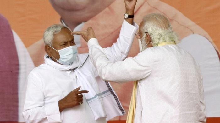 मोदी सरकार के सामने नीतीश कुमार ने रखा 'बिहार फॉर्मूला', मंत्रिमंडल में जगह के लिए जंग तेज