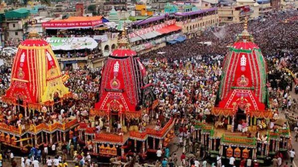 Puri Jagannath Rath Yatra: पुरी में धूम धाम से आज से शुरू हो रही है भगवान जगन्नाथ रथयात्रा यात्रा