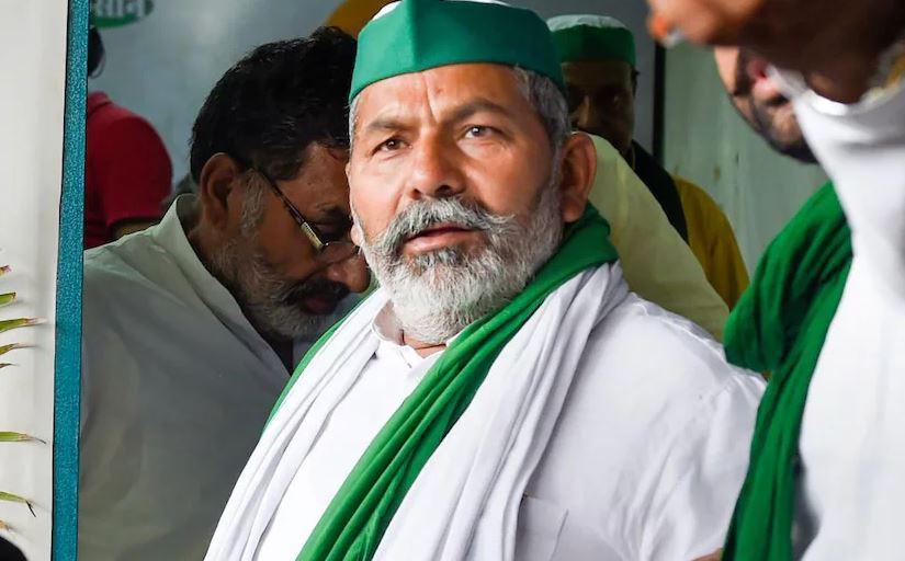 Rakesh Tikait बोले-बीजेपी बहुत खतरनाक पार्टी, यूपी चुनाव जीतने के लिए करवा सकती है किसी बड़े हिंदू नेता की हत्या
