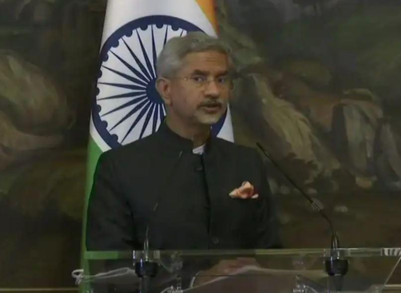 विदेश मंत्री एस जयशंकर के जॉर्जिया पहुंचने पर हुआ भव्य स्वागत, अहम मुद्दों पर हुई चर्चा