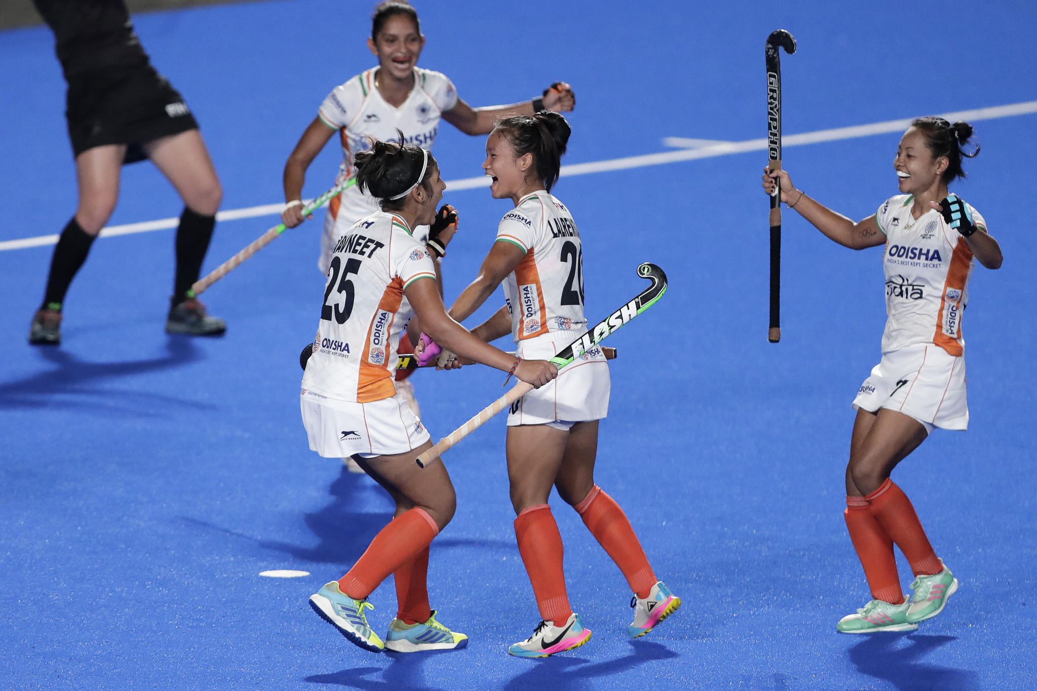 Tokyo Olympics 2020 : महिला हॉकी में भारत ने आयरलैंड को 1-0 से हराया