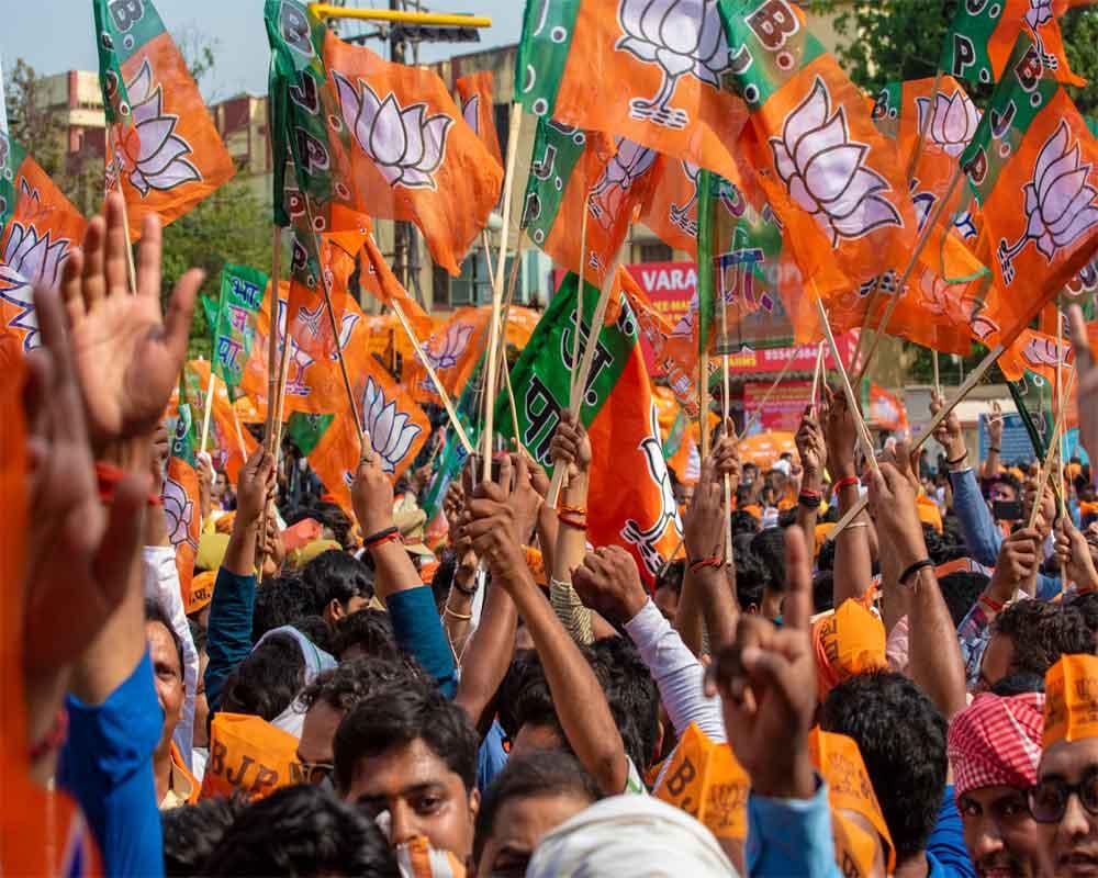 यूपी जिला पंचायत चुनाव : 65 जिलों में चली बीजेपी की आंधी, सपा को सिर्फ 6 सीटें, 4 निर्दलीय जीते