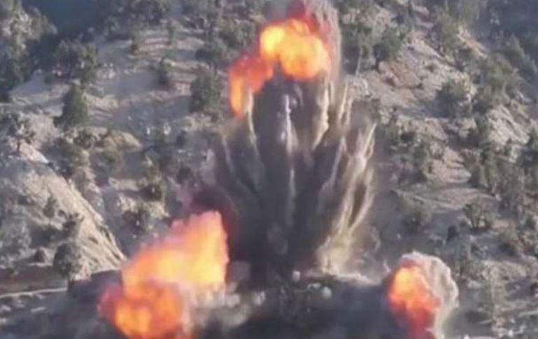अफगान हवाई हमले में 40 तालिबानी आतंकवादी ढेर