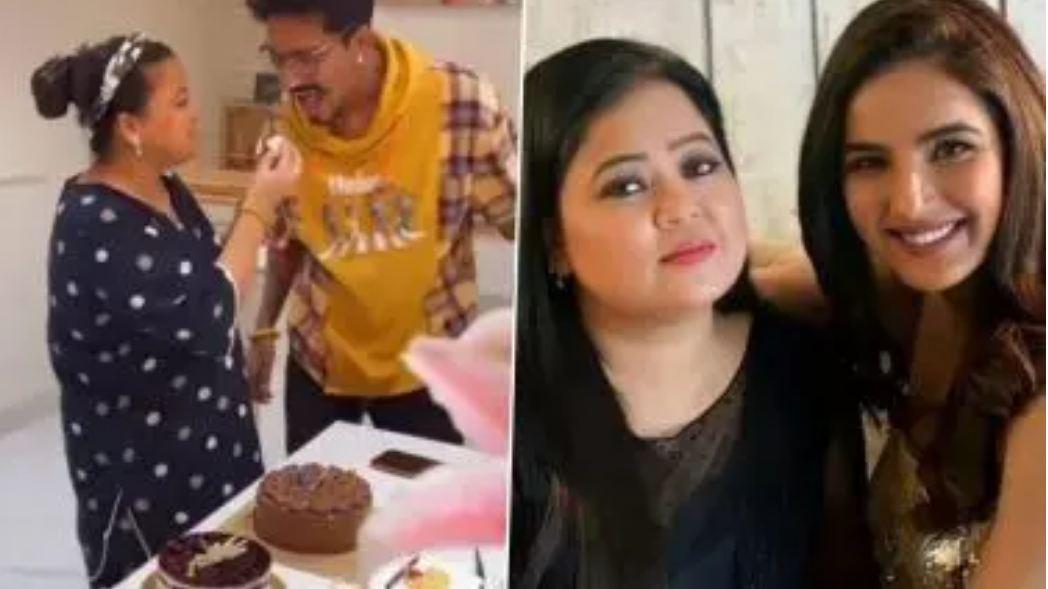 Birthday Special: Bharti Singh ने Jasmin Bhasin के साथ सेलिब्रेट किया बर्थडे, इनसाइड VIDEO हुआ वायरल