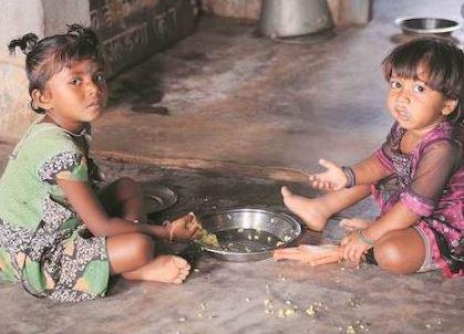 भूखमरी के चौंकाने वाले आंकड़े: दुनिया भर में हर मिनट 11 लोगों हो रही है भूख से मौत