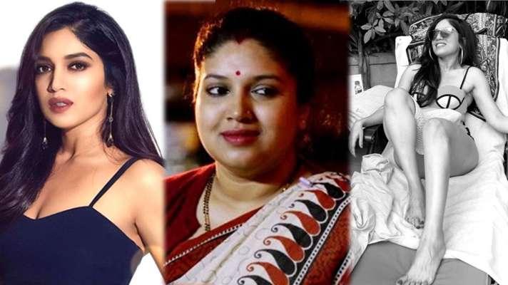 स्टार किड होने के बाद भी bhumi Pednekar फिल्मों से पहले करती थी ये काम