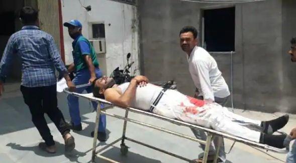 बिहार: सुशासन बाबू के राज में दिनदहाड़े 41 लाख की लूट, विरोध पर मारी गोली