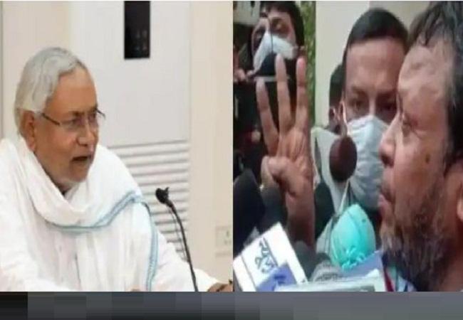 बिहार: मुकदमा दर्ज कराने के लिए घंटों थाने में खड़े रहे IAS अफसर, तेजस्वी बोले-सीएम कर रहे पद का दुरुपयोग