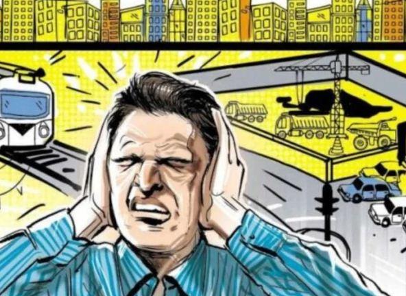 दिल्ली: ध्वनि प्रदूषण के नियमों में हुआ बदलाव, अब शोर शराबा पर लगेगा इतना जुर्माना