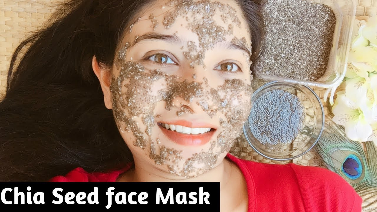 बढ़ती उम्र में स्किन की ब्यूटी रखनी है बरकरार, ऐसे इस्तेमाल करें Chia Face Mask