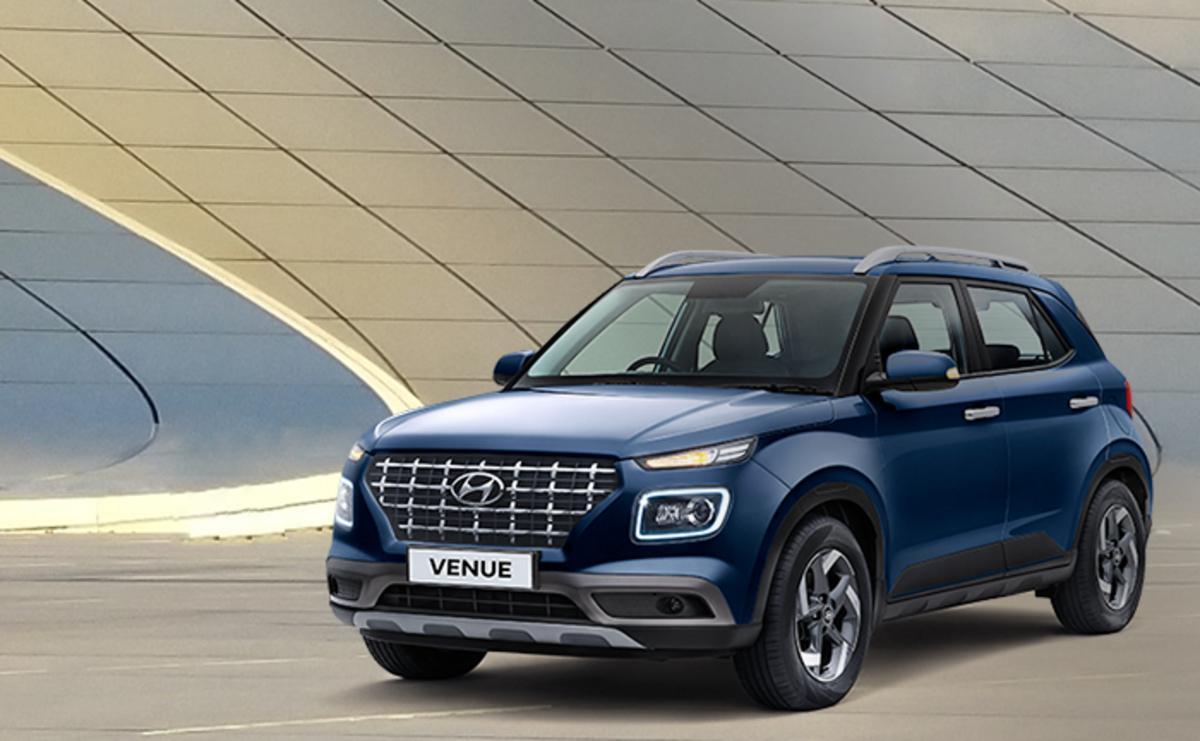 Hyundai Venue रेंज को दो नए वेरिएंट के साथ अपडेट किया गया