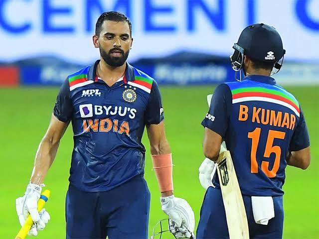 IND vs SL: जानें ,दीपक चाहर को बल्लेबाजी में प्रमोट करने का आईडिया किसका था