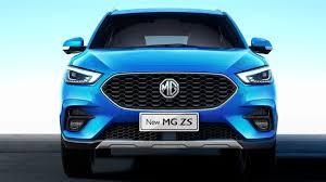 MG ZS पेट्रोल एसयूवी 2021 के अंत तक हो सकती है लॉन्च