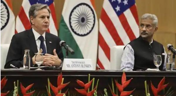 भारत और अमेरिका के रिश्ते 21वीं सदी और उसके बाद की दुनिया में बदलाव लाएंगे : एंटनी ब्लिंकन