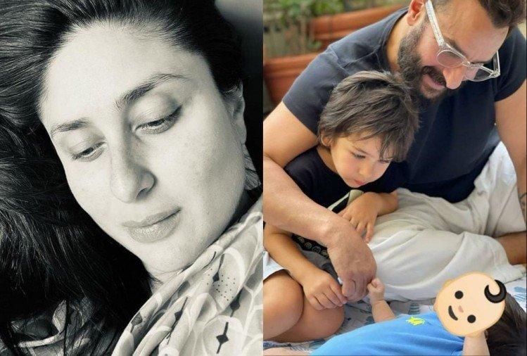 Kareena Saif के छोटे नवाब का नाम आया सामने, क्या तैमूर की तरह नाम होगा विवादित