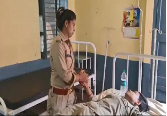 यूपी: कोतवाल से परेशान होकर महिला सिपाही ने किया आत्महत्या का प्रयास, लगाए गंभीर आरोप