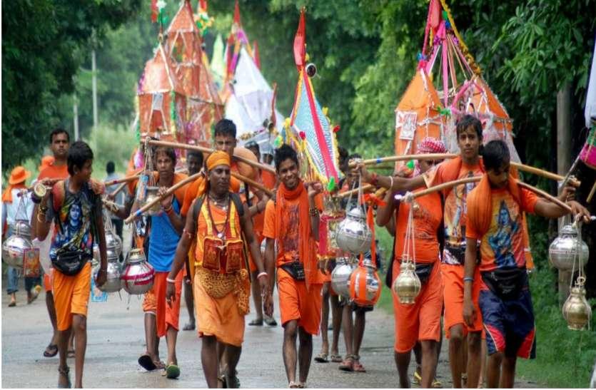 उत्तराखंड: कावड़ यात्रा आज से होगी शुरू, सभी मांगलिक कार्यों पर विराम